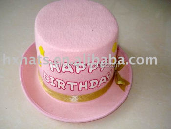 2015 Birthday party hats fashion hats funny hats