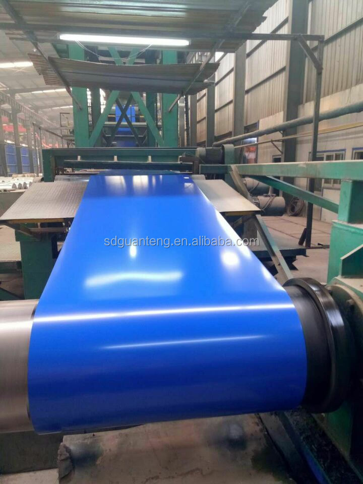 prepainted galvanized steel coil ppgi sheet