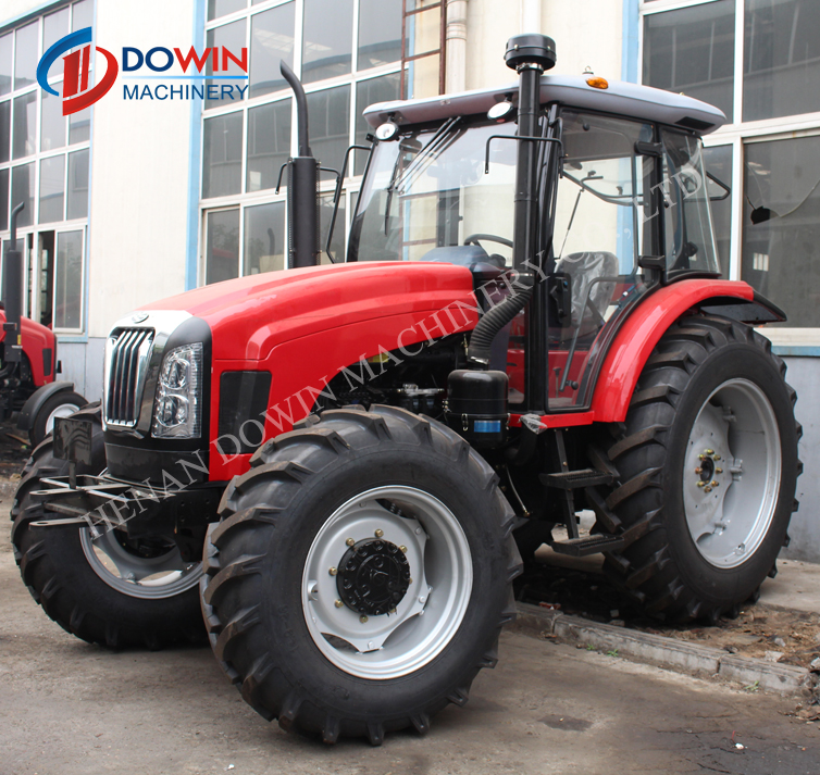 Supply Dowin brand tractor to cut grass with front loader