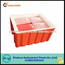 square plastic box for clothes storage and carrying wholesale alibaba
