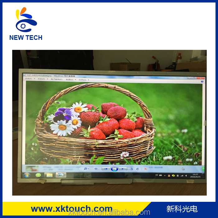 Brand new LED screen panel 15.6 inch TFT LCD display with 350nits