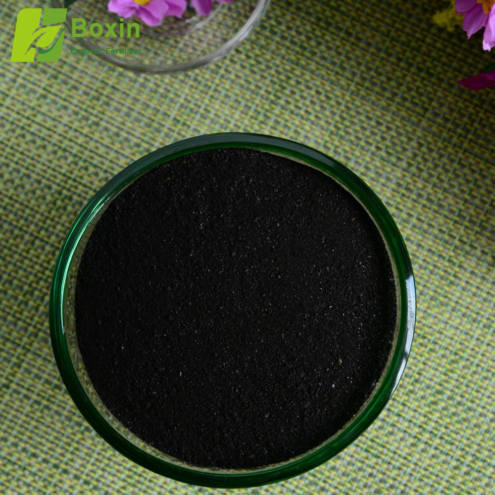 Have enormous potential to heal soils black powder humic