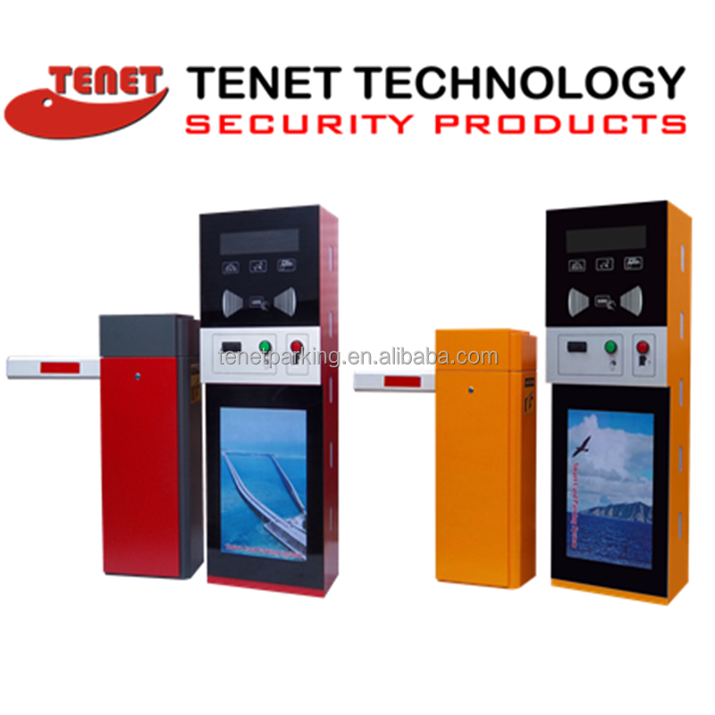 TENET Electronic Barrier Gate Car Parking Road Barrier/Spike Access Control System