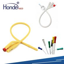 2 way all silicone foley catheter