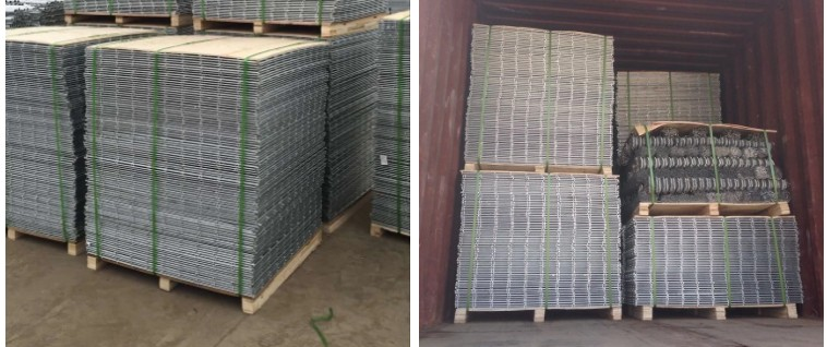 100*100*30cm  manufactured in China of gabion cage for fence