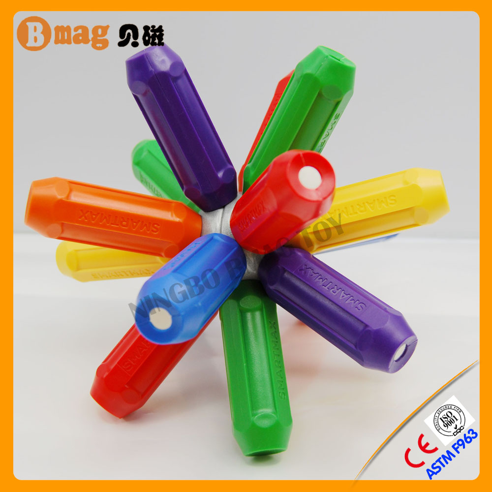ISO certification top sale magnetic rods and balls
