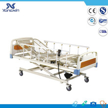 YXZ-C304 CE approved remote controll 3 functions electric hospital bed price