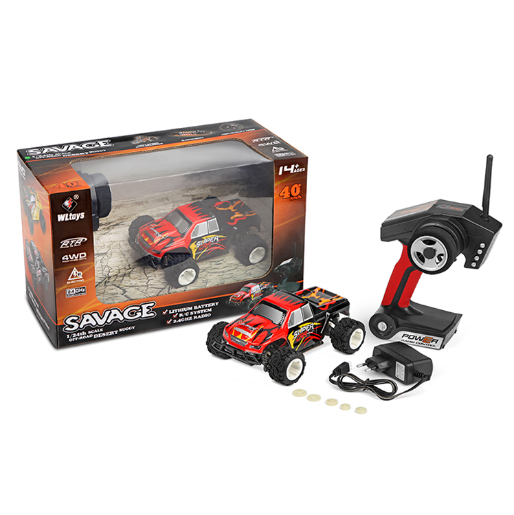 f1 wifi waterproof rc car