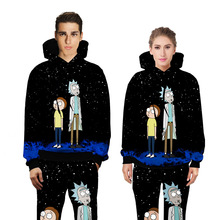 Cool All Over Print Hoodies+Trousers Unisex Men Womens Suits Sports Tracksuits