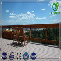 Hot sale Fashion timber decks synthetic wood decking engineered wood flooring