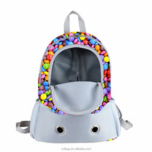 New Stylish Pet Dog Puppy Backpack Carrier Travel Pet Bag