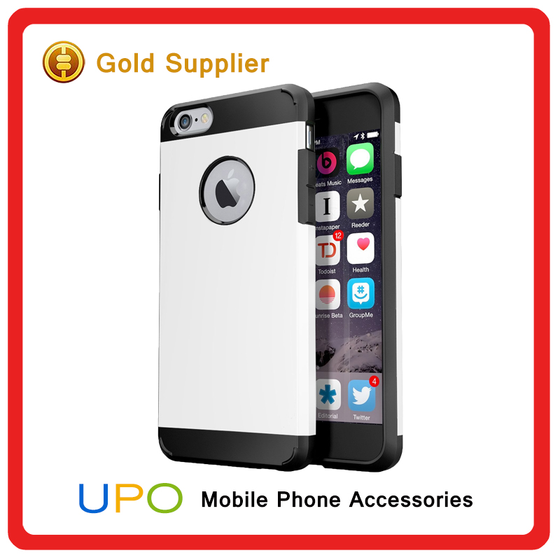 [UPO] 2016 Wholesales Hybrid Slim TPU PC Armor Cover Case for iphone 6