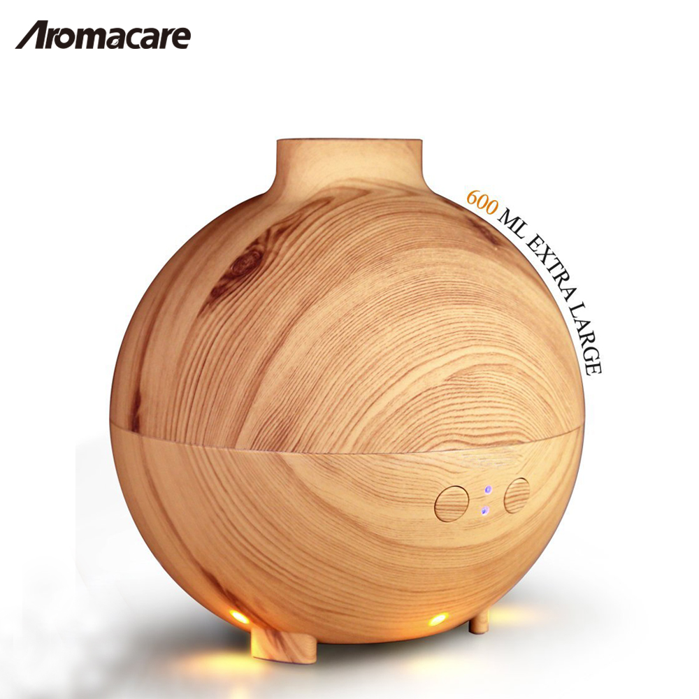 Modern Home <strong>Decoration</strong> 600ml Aroma Diffuser Fresh Air Mini Aromatherapy Humidifier