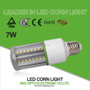 E27 base lamp, 360 degree,7w IP64 LED corn light, enec/tuv certificates