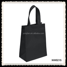 Custom Promotional Wine Shopping Tote Fabric Polypropylene Non Woven Bag