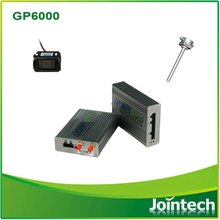 AVL GPS Tracking System with fuel sensor for Fuel Monitoring