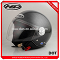 Best selling products 2017 Large eye port opening scooter helmet manufacturer