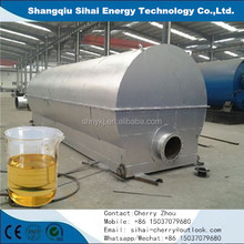 China suppliers transformer oil purification refinery machine
