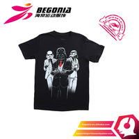 Hot Selling Screen Printing Casual T-shirt