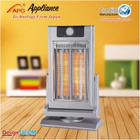 Portable carbon infrared heater with CE,ROHS