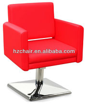 red color salon chairs beaty styling chairs