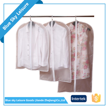 PP Non-woven Fabric Transparent Breathable Dustproof Suit Cover Up