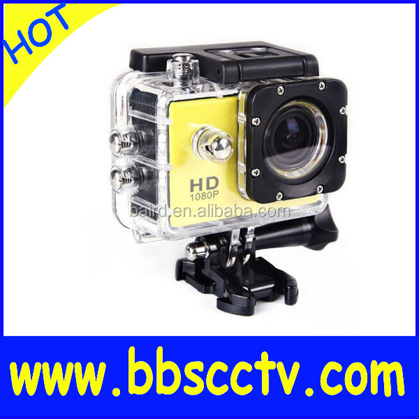 "security sj4000 camshot sport camera with 1.5"" LCD panel chinese manufacturer"