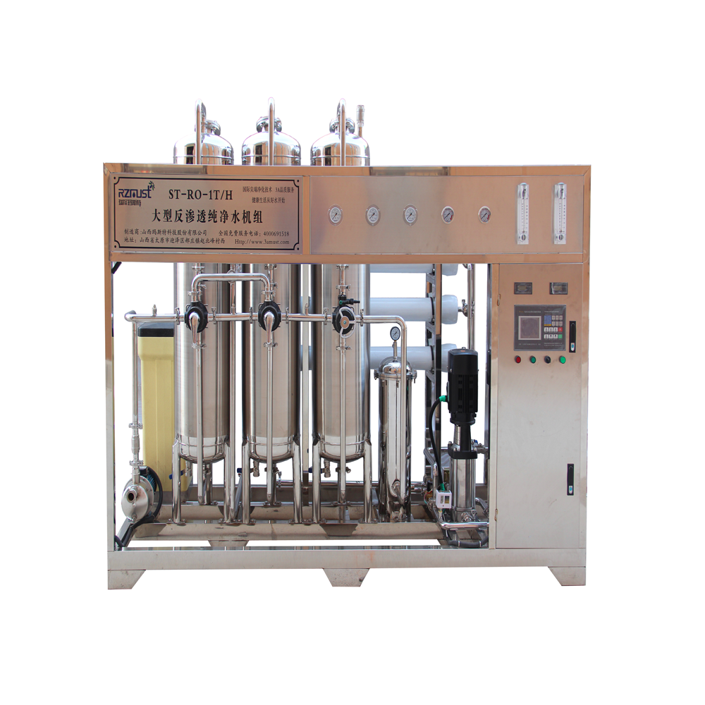 1000lph Ro Water Treatment Plant /pure Water Purification <strong>System</strong> Price