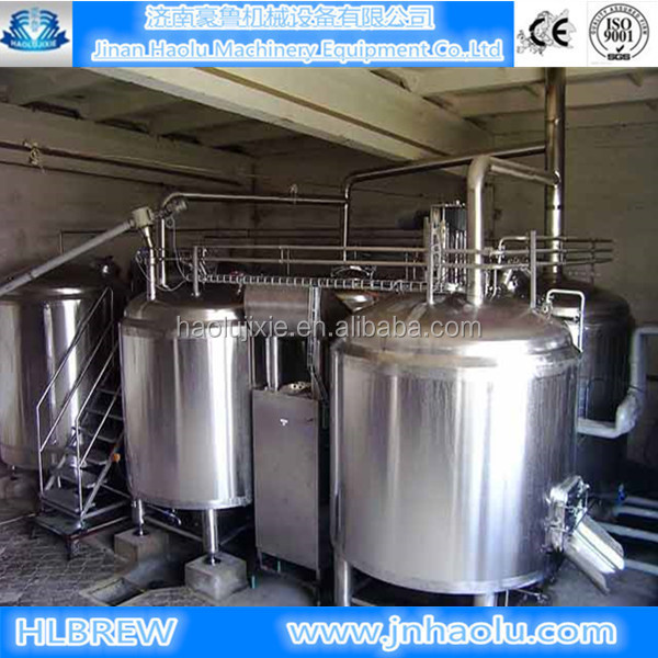 micro brewery 10HL 20HL 30HL brewing line stainless steel 304 Beer Machinery/Industrial Beer Brewing Equipment