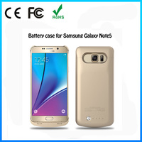 For samsun galaxy s6 edge/note 5/s5/s6 4200mah battery charger power bank case