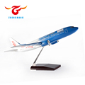 popular design 737-700 models new advertising gifts names souvenirs for decoration