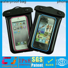 for iphone4 mobile phone waterproof bag accessories