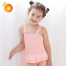 2017 Custom Baby Swimwear Children Bikini For Little Baby Girl