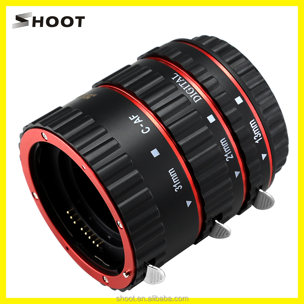 High Quality Macro Extension Tube For Camera Dslr