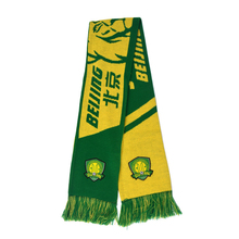 Custom Mad OEM Design Soccer Scarf