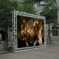 P 4.81 LED Video Wall / 4.8 LED Display Rental Led Screen indoor Smd P4.8