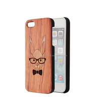 2017 blank phone case for custom, new products wood case for cell phone for IPhone 7