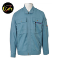 Customize Cheap Blue Jacket Workwear Design Company