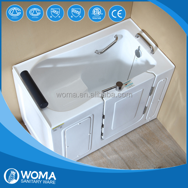 Q378 Walk in Spa bath tub,jazzi pool products