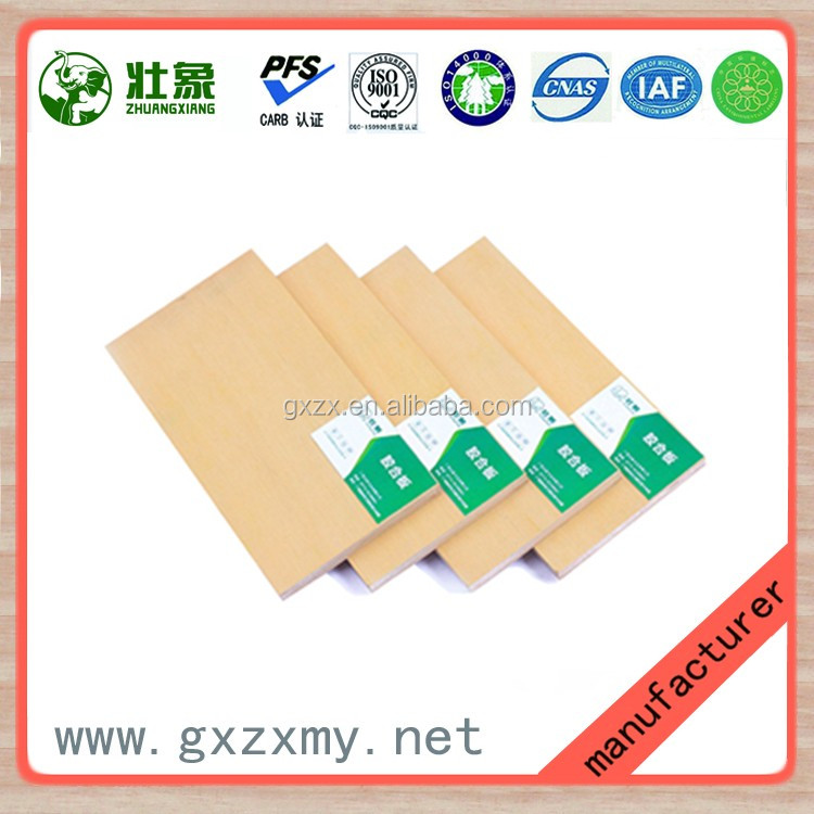 Furniture Used Laminated Plywood Sheets For Wholesales