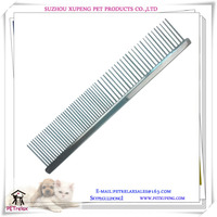 (L) PR80018 double different specification needles multi use automatic pet dog comb