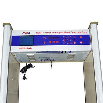 Hypersensitized Door Frame Metal Detector MCD-800