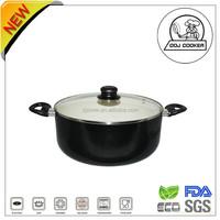 Pressed Aluminium soup pot/ Dutch Oven/Casserole/Sauce Pot