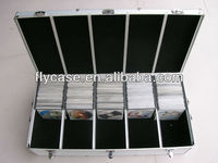 corrosion-proof aluminum frame circle cd case at reasonable price