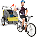 Bike Baby Trailer assessed products by Alibaba&TUV (BT002)