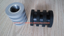 50A Natural Rubber Pinch Roller