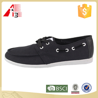 black man stylish canvas shoes