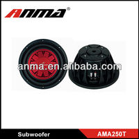 car 12inch dual subwoofer car speakers and subwoofers