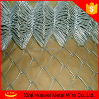 high quality chain link wire mesh price(ISO9001 manufacturer)