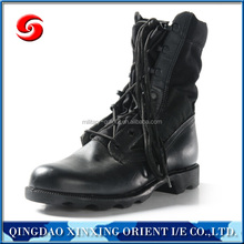 wholesale black army combat boot